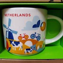 STARBUCKS荷蘭城市杯~免運~