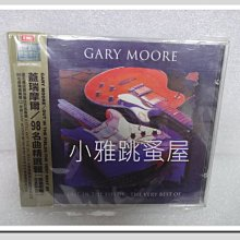 = Sallyshuistore = ☆ 二手2CD:Gary Moore 蓋瑞摩爾98名曲精選集(附側標) ☆