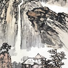 舒曾祉大全開山水水墨(黃山系列-03)