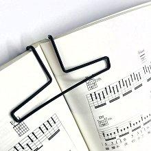 【老羊樂器店】樂譜夾 書夾 夾子 譜夾 金屬材質 四顏色