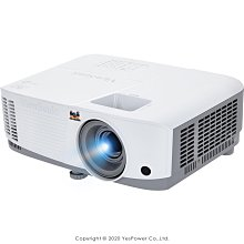PA503XE ViewSonic XGA 商用教育投影機 4000流明/1024x768/2W喇叭/高對比