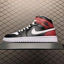 Air Jordan 1 MID AJ1 休閒運動 籃球鞋 BQ6472-016  女鞋 潮