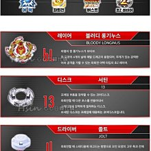 【Hsin】韓國空運TAKARA TOMY正品/戰鬥陀螺/BURST BA-03 BA03 限定版 超Z雙人對戰組 超刃勇士 + 噬血神槍 含發射器 戰鬥盤