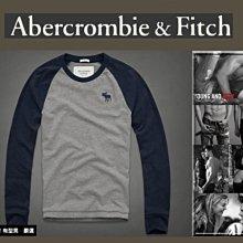 有型男~ A&F Abercrombie&Fitch 旗艦店款棒球大麋鹿T Calamity Pond S M2 L2