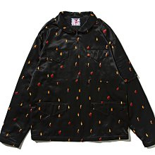 """[ LAB Taipei ] SON OF THE CHEESE """" FIRE SATIN JKT """""""