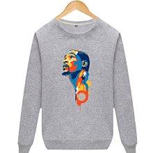 🔥KD杜蘭特Kevin Durant長袖純棉T恤上衛衣🔥NBA籃網隊Nike耐克愛迪達運動籃球衣服圓領大學T男177