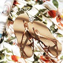 現貨!馬上發!少量 Havaianas巴西2018新品人字拖女款LUNA 涼鞋多色拖鞋哈瓦那/羅馬鞋