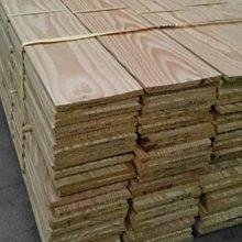 ☆ 網建行 ㊣ 南方松防腐材~【寬14cmX厚1.1cm外觀級~每尺26元】 景觀材 地板 壁板 木材