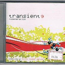 [鑫隆音樂]西洋CD-transient Vol. 9-Regeneration(TRANR637CD) 全新/免競標