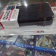 3DS 專用 矽膠套 果凍套 主機套 保護套 黑色 3DS-011 日本 HORI 原廠 全新品 [士林遊戲頻道]