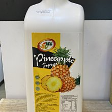**愛洛奇**綠盟 品全系列 鳳梨風味糖漿 (2.5kg)