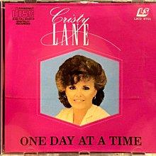 二手CD黑膠交流:Cristy Lane克里斯蒂·蓮恩One day at a time,1998無IFPI銀圈版B8