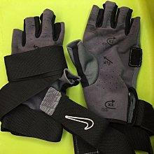 Nike Mens Wrap Up Elite Lifting Gloves (XL) 舉重手套