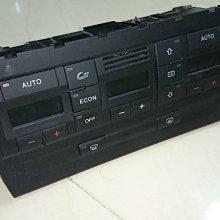 AUDI  a4 avant 冷氣電腦面板 2001-2004 8E 非A3 A6  A8 BENZ BMW
