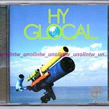 599免運~HY【GLOCAL全球在地化】日本搖滾樂團CD+DVD雙碟日語專輯台版,附中文日文歌詞介紹本,免競標可海外