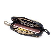1000D戶外錢包MOLLE戰術掛包EDC零錢銀行卡證件收納腰包手機包#包#帶#配件#護具