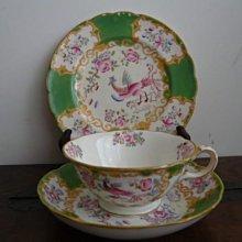 Minton Cabinet 十九世紀手繪咖啡杯組