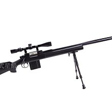 台南 武星級 WELL 4405 狙擊槍 手拉 空氣槍 (BB槍BB彈長槍步槍卡賓槍馬槍瞄準鏡狙擊鏡腳架