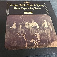 Crosby, Stills, Nash & Young – Déjà Vu 黑膠1970 3月11日 首版 美版