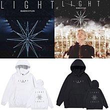 邊伯賢演唱會BAEKHYUN LIGHT周邊應援連帽衫同款