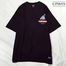 CPMAX 寬鬆短袖鯊魚T恤 男短T 女短T t恤 短袖t恤 男生短袖t恤 男上衣 男裝 短版上衣 寬鬆t恤【T132】