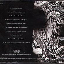 K - End Of Statement - The testament - 日版 - NEW
