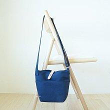 REAL STANDARD 日本製 堅挺帆布袋 梯形側背/肩背包  MH