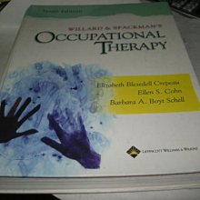 《Willard and Spackmans Occupational Therapy》ISBN:0781727987│Lippincott Williams & Wilkins