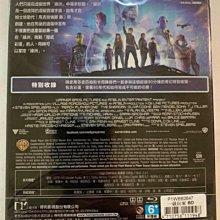 (全新未拆封)一級玩家 Ready Player One 藍光BD(得利公司貨)
