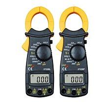 電流勾表DT3266F 數位鉗夾式電錶 帶蜂鳴器 帶超載保護電路 三用電表 交直流勾錶【DA499】 123便利屋