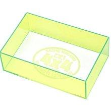 IDCF | Tamiya 四驅車 軌道車 田宮 95548 驗車盒 壓克力驗車盒 置車盒 螢光綠