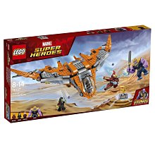 ~LEGOVA樂高娃~LEGO 樂高 超級英雄 76107 Thanos: Ultimate Battle 前請