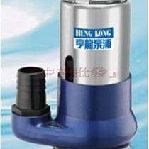 『中部批發』1HP 2英吋 污水幫浦 抽水機 污物泵浦 沉水馬達 水龜 抽水馬達 抽水泵浦 (台灣製造)
