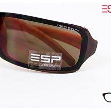 【My Eyes 瞳言瞳語】Esprit Sports 運動太陽眼鏡 戶外活動騎腳踏車專用 淺鼻托設計 (19529)