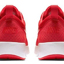 =CodE= NIKE WMNS AIR MAX THEA PRM 皮革輕量慢跑鞋(紅白) 616723-602 1 女