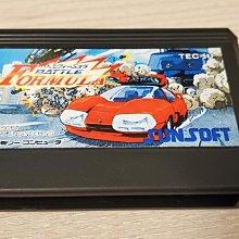懷舊紅白機遊戲卡帶バトルフォーミュラ (Battle Formula)】台譯名字:方程式戰鬥賽