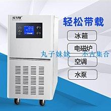 太陽能發電系統3000w家用智能全自動工頻一體機蓄電池光伏板小型-丸子妹妹6968