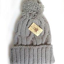 H.D.F.秋冬保暖必備款 R228-1 造型球球毛帽  帽子專賣店