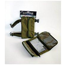 【LOKSAK】ARM-PAK 美國密封防水袋軍用手臂包(包含兩個ALOK 4X7密封袋) MT 棕褐色 CAM0 迷彩