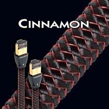 『岳冀音響』AudioQuest Cinnamon RJ/E網路線0.75m