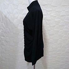 💖思賢&衣櫃💖 ASlA 黑色長蝙蝠袖上衣  ( S l Z E:L號 ) # 111[現貨]