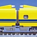 [玩具共和國] KATO 10-896 923形3000番台(ドクターイエロー)3両基本セット