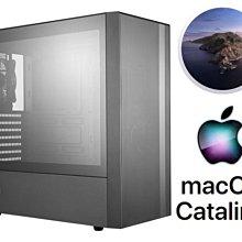黑蘋果Mac相容機i7-9700K/Z390/AMD RX5700XT 8G支援macOS 10.15 NT$42600