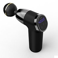 【Love Shop】液晶版 20段速 USB電動按摩槍多功能健身肌肉按摩槍mini口袋筋膜槍