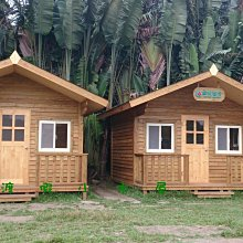 (尚霖木作工程館)  客製化小木屋 木屋 貨櫃木屋 移動木屋 行動木屋 (HB037)