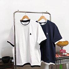 【希望商店】LAPRIMA LAP FALSE TWO T-SHIRT 21SS  假兩件 刺繡 鯊魚鰭 短袖T恤