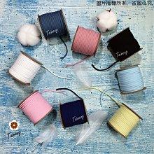 台孟牌 拋棄式 口罩 鬆緊帶 10色 3mm限量販售(柔軟舒適、輕量無感、圓鬆緊帶、鬆緊繩、久帶、不織布、彈性繩、編織)
