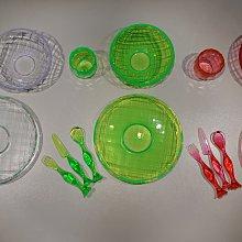 絕版貨 市面上很難找到「斷捨離 出清拍賣」ALESSI Swa Swa餐具四件組(共三色選擇)