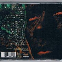 [鑫隆音樂]西洋CD-神碑合唱團 Sepultura:BLOOD-ROOTED(RR88212)全新/免競標