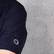 【HYDRA】CHAMPION BASIC LOGO TEE 美版 重磅 冠軍 短T 素T 刺繡Logo【T425】
